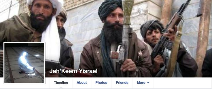 """""""graphic"""" OKLAHOMA MUSLIM BEHEADER JAH'KEEN YISRAEL'S FACEBOOK PAGE ALL ABOUT ISLAM 9-28-14 BY P GELLER"""