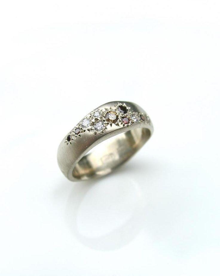 Contemporary New Zealand jewelery designer jewellery handmade jewelery | Debra Fallowfield