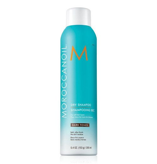 Moroccan Oil Dry Shampoo, which comes in options for both light and dark hair. | 30 Amazing Products Hairstylists Actually Swear By