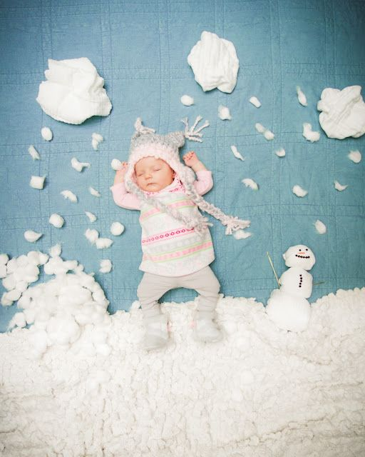 Fun ideas for baby photography