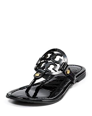 Tory Burch Sandals - Miller Thong | Bloomingdale's