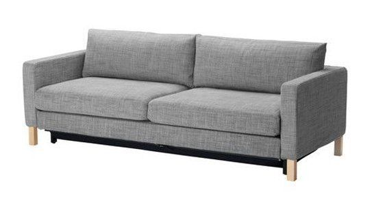 Top Ten: Best Sleeper Sofas & Sofa Beds — Apartment Therapy's Annual Guide 2014: No list of is complete without something from IKEA— this time the KARLSTAD, which rings in at $849.