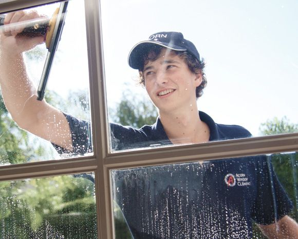 Looking for an ISO certified company to get your window cleaned without hassle? Meet Acorn Window Cleaning. Being one of the prestigious window cleaners in Melbourne, they make use of high-quality shop and cleaning agents to clean the window properly and accurately.  Address: 100 Auburn Road Hawthorn Melbourne VIC 3122, Australia‎ Phone No: 03 9818 3333