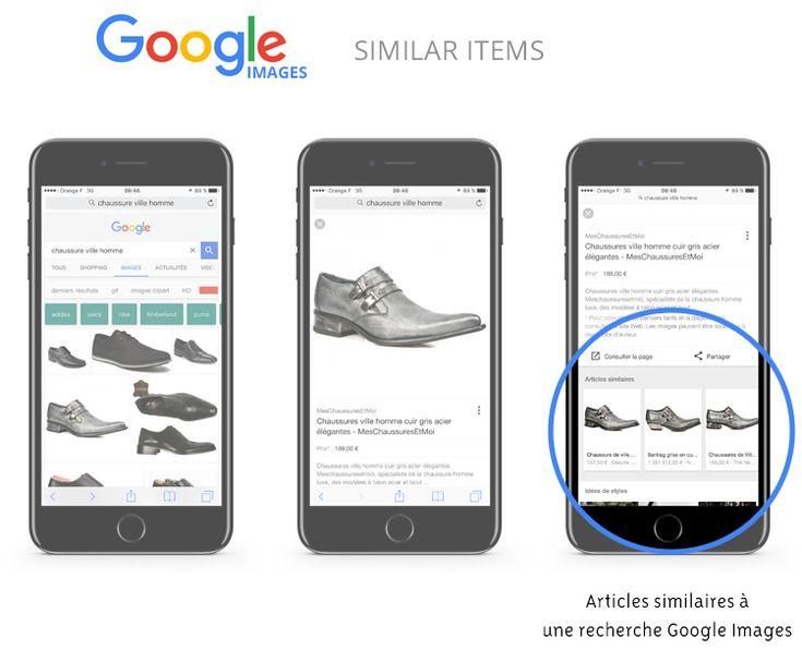 Google Images : Similar Items