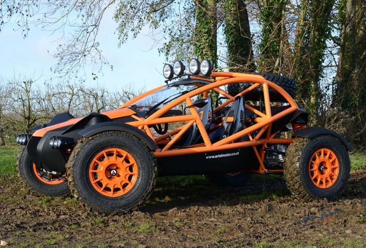 Ariel Motor Company announces Nomad off-road racer