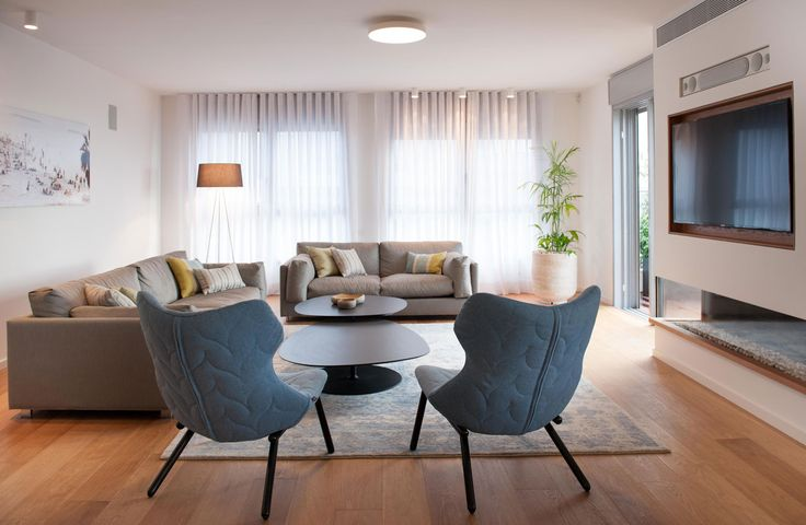 A Renovated Family Apartment in Tel Aviv