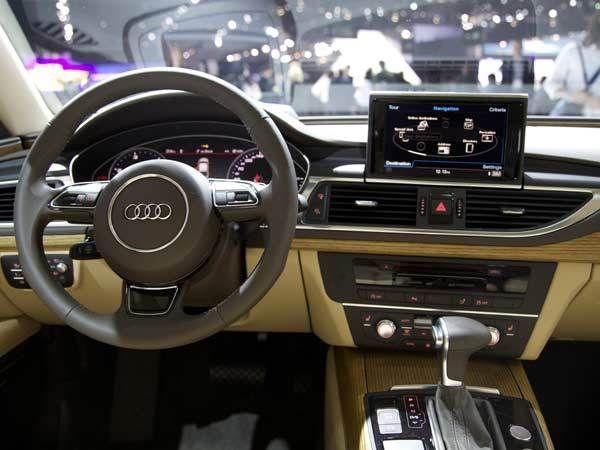 2014 Audi Q7 Release 2014 Audi Q7 Interior – Automobile Magazine