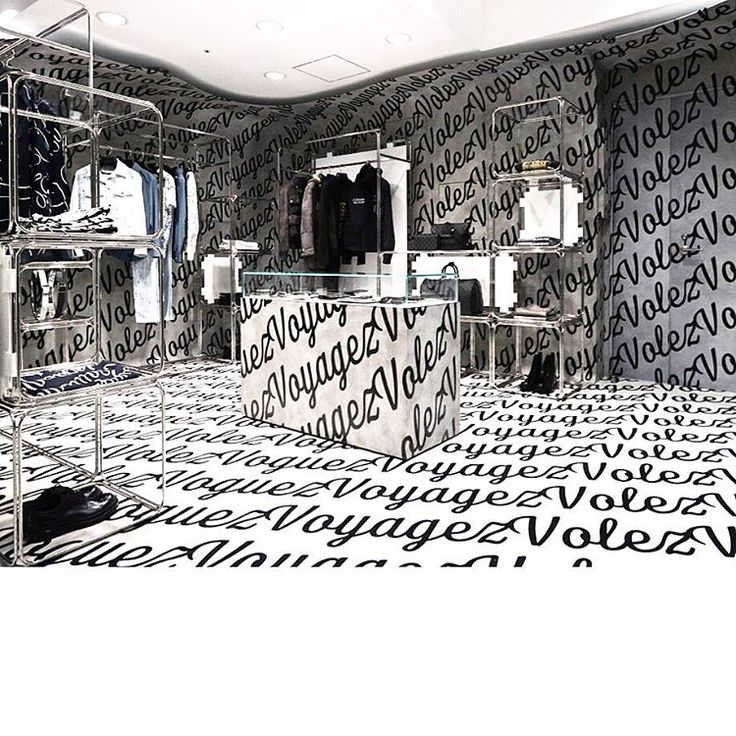 "DOVER STREET MARKET GINZA, Tokyo, Japan, 'Welcome to the New Louis Vuitton Space"", pinned by Ton van der Veerr"