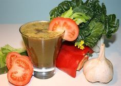 Drink Your Dinner Tonight | Reboot With Joe...This is one of my favorite juices for dinner :)