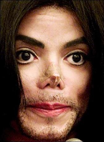 Michael Jackson Afro Look Gone The Eyes Tell It All