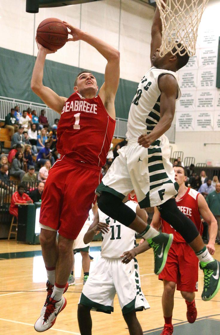 Seabreeze's Alex Loyd. High school basketball, Daytona