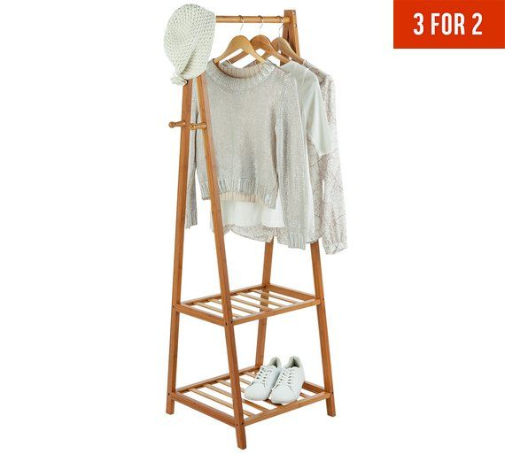 Best 25 clothes rail ideas on pinterest wardrobe rack - Bedroom furniture for hanging clothes ...