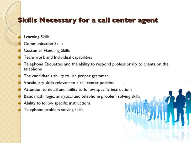 56 best CALL CENTER SKILLS images on Pinterest Learning - direct sales representative sample resume