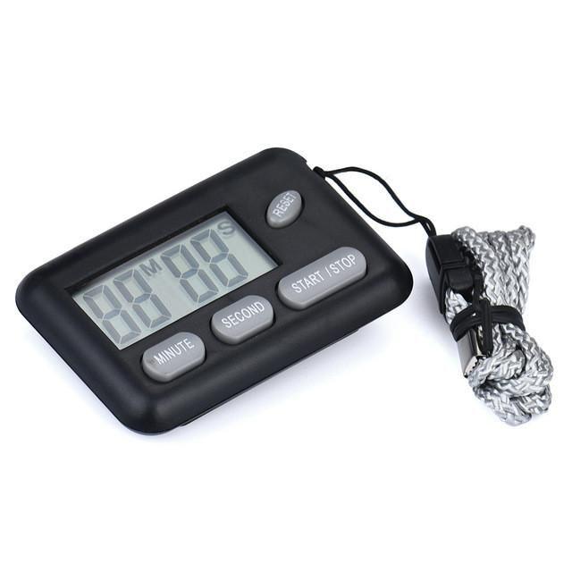 Portable Digital Countdown Timer Clock