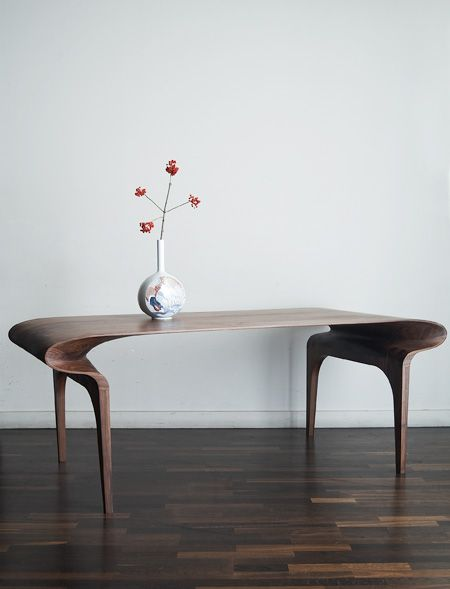 The Contour Table by Bodo Sperlein