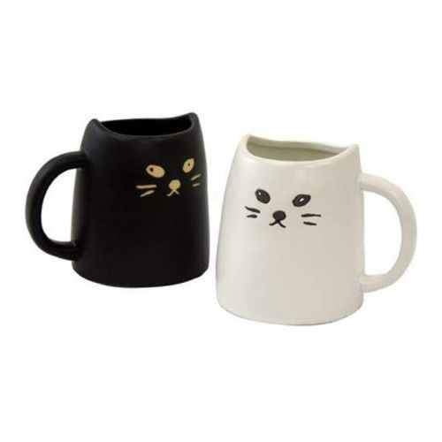 Kitty Pair Mugs