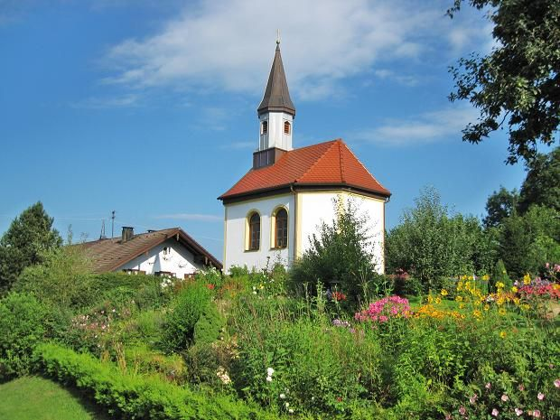 Bad Heilbrunn-Obersteinbach, Dorfkapelle (Bad Tölz-Wolfratshausen) BY DE