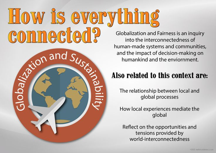 globalization and sustainability Of the international institute for sustainable development this research was conducted independently by iisd with financial support from globalization and to miss out on critical opportunities to address some of the most pressing environmental challenges faced by.