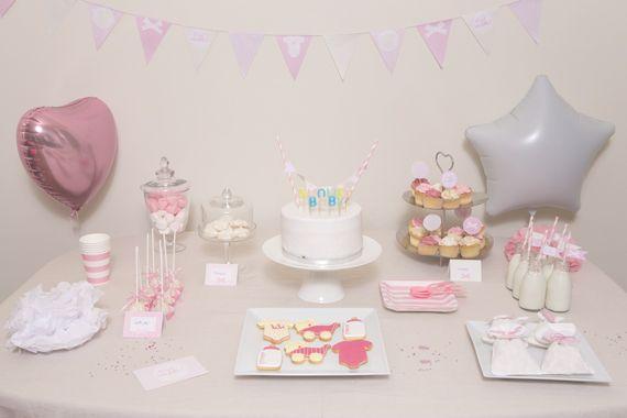 les 17 meilleures images concernant baby shower filles sur. Black Bedroom Furniture Sets. Home Design Ideas