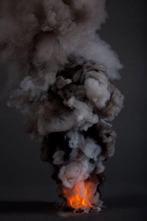 Небо, море, дым, огонь | 27 фотографий