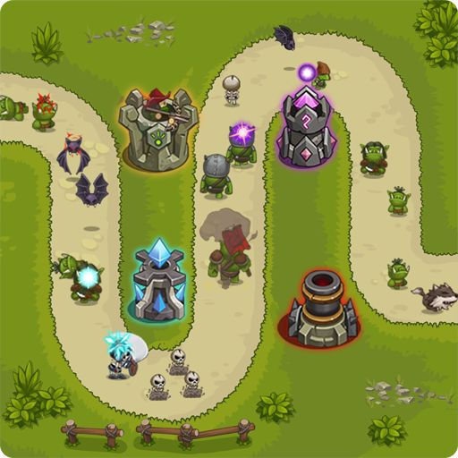 Tower Defense King v1.0.6 (Mod Apk Money) Monsters are gathering now. A bolt of arrows! Colorful magic! Powerful Explosion! Time of battle is back. Build a defensive line with a powerful tower and defend your kingdom. The destiny of the kingdom lies in your hands. Play the best-selling Tower Defense game of Defense now for free  [game features]  25 maps created with various themes  Three modes to test limits  Five bosses to stop you!  12 basic towers and 9 special towers to increase…