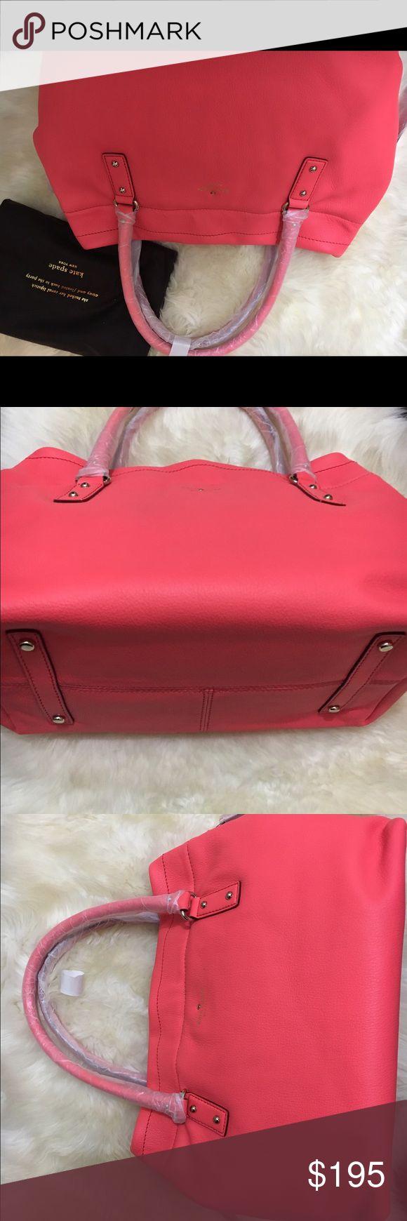 NEW Kate Spade Coral Opus Drawstring Handbag NEW! Kate Spade handbag kate spade Bags Satchels