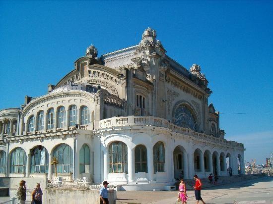 Constanta casino, Romania
