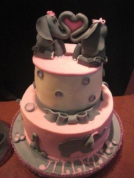 Elephant Cake @Sara Eriksson Eriksson Mather