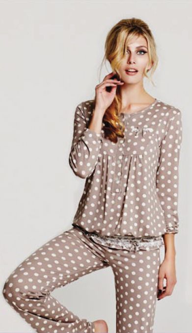 161 Best Images About Beige And Brown Spotty Things On Pinterest Pink Brown Polka Dot Tote