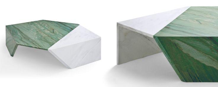 Origami Tables, Earthquake 5.9, Patricia Urquiola