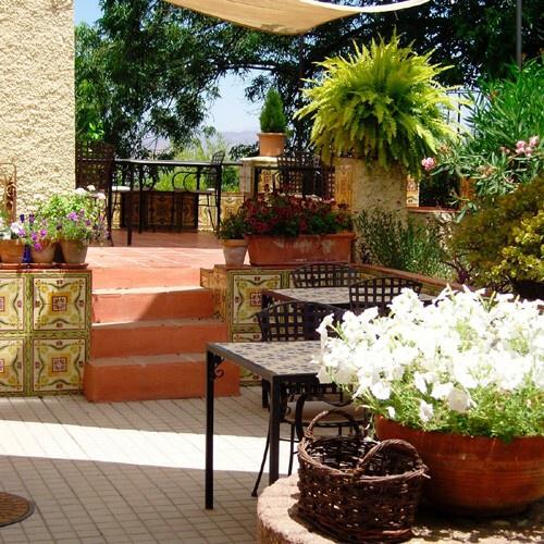 Het beroemde Bed and breakfast 'Casa de Orange' Alhaurin el Grande Andalusie