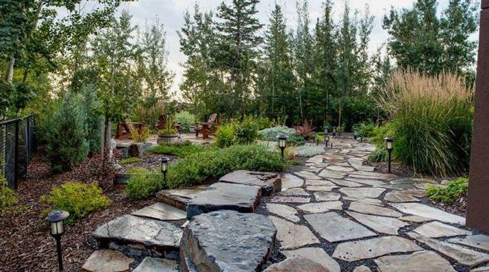 By: Salisbury Landscaping Sherwood Park- Alberta, Canada