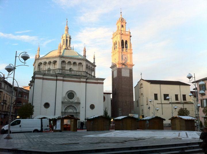 Busto Arsizio nel Varese, Lombardia