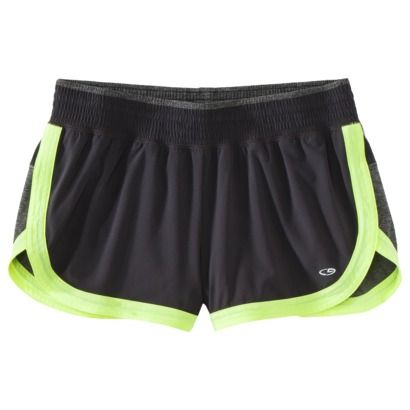 Target has the cutest work out clothes! I love these shorts, they look really similar to a Nike pair I've been lusting over...