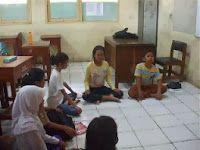 Topeng Blantek 267: SMPN 267 Jaksel : Puisi Siswa/i SMPN 267 Jakarta S...