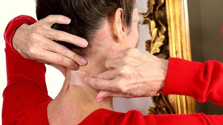 Nexsey AgeReversing Neck Tape - Wrinkles - Skin Care - DailyBeauty - The Beauty Authority - NewBeauty