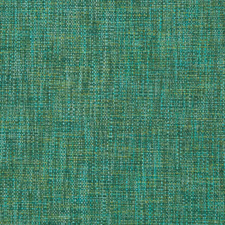 Turquoise Tweed Upholstery Fabric - Emerald Green Woven Textured Furniture Fabric - Green Tweed Ottoman Fabrics - Turquoise Woven Pillows from PopDecorFabrics on Etsy Studio
