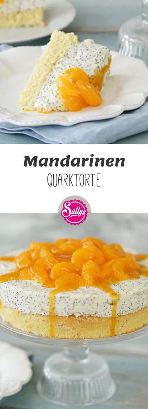 Na wenn das mal nicht gesund ist! Mandarinen und Quark, da soll sich mal noch jemand beschweren. Naya, den Zucker muss man einfach nicht beachten :D