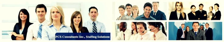 PCS Renders Staffing Solutions for General Administrative Positions in the Following Professional Areas:    -Finance & Accounting   -Engineering & Architecture   -Engineering & Manufacturing  -Legal & Administrative  -Sales & Marketing  -Human Resources     As our partner, enjoy the added value of access to our informative marketing resources, training, and multiplicity of services.      For information call us at (866) 413-4103 or visit our website at http://pcs-consultants.com/index.php.