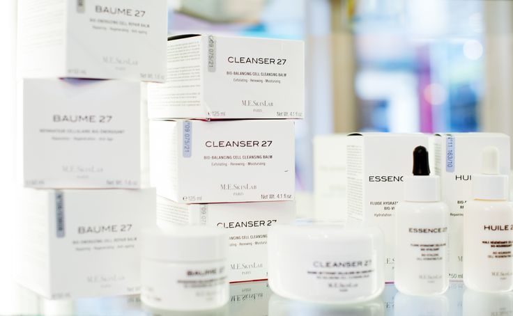 Cosmetics 27 luxury skincare range