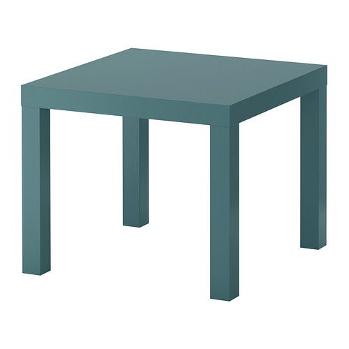 LACK Side table IKEA Easy to assemble. Lightweight and easy to move.