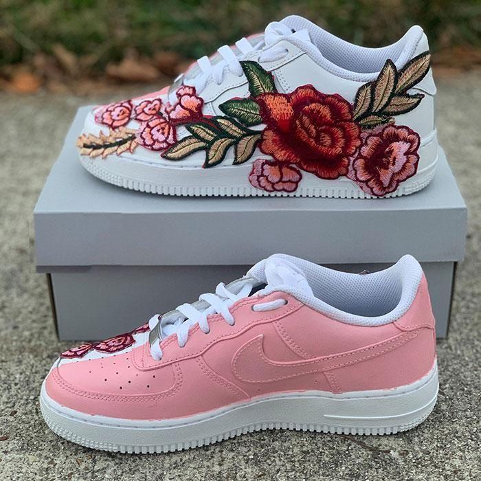 nike air force 1 fleuri