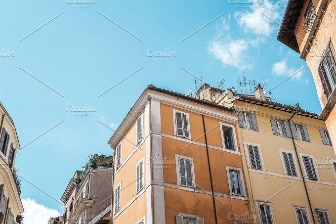 Rome, Italy by borishots on @creativemarket