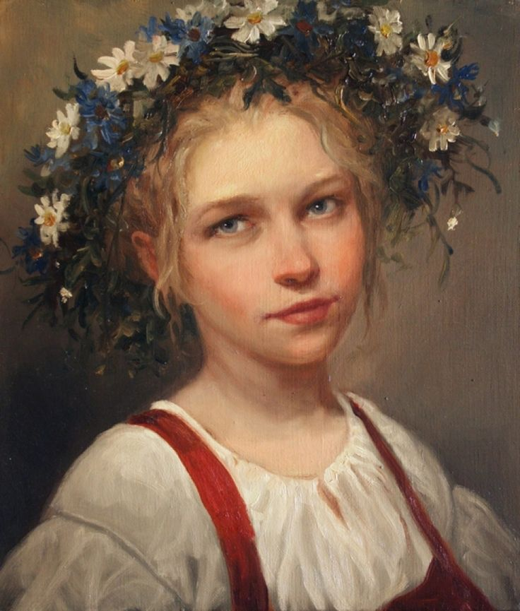 Русские художники портреты картинки
