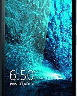 """Microsoft Lumia 650 Smartphone débloqué 4G (Ecran : 5 pouces – 16 Go – Simple Nano-SIM – Windows Phone) Noir: Ecran 5"""" - 720x1280 pixels.…"""