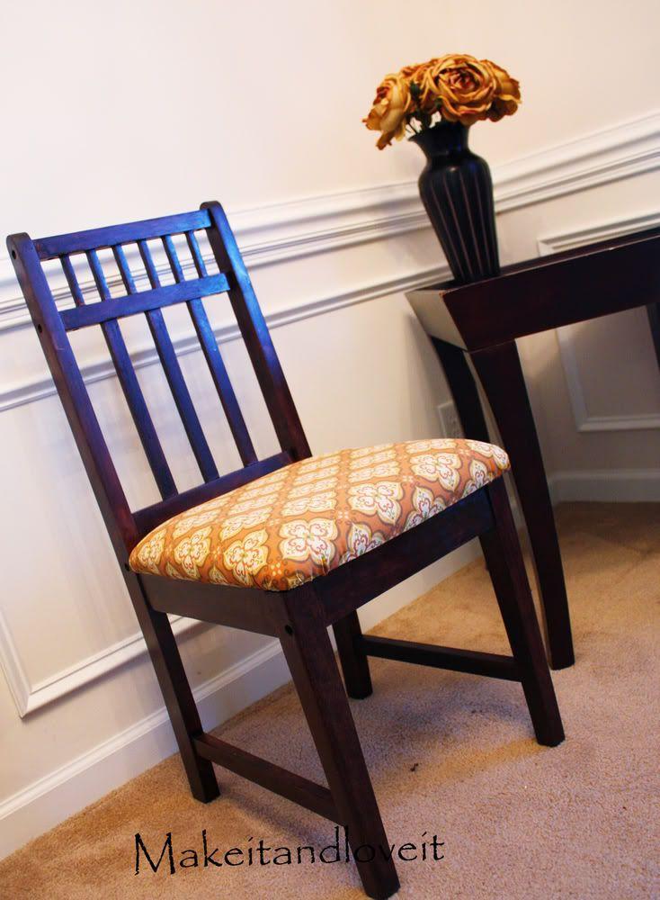 Best 25 Refurbished Chairs Ideas On Pinterest Kitchen