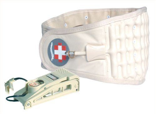 (click twice for updated pricing and more info) Air Lumbar Decompression Belt, Brace (S) http://www.plainandsimpledeals.com/prod.php?node=49686=Air_Lumbar_Decompression_Belt,_Brace_(S) #back_belts