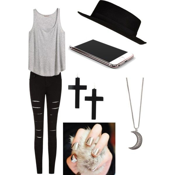 Sin título #6 by paaaaudirection on Polyvore featuring polyvore, moda, style, H&M, Gypsy Warrior, River Island and fab