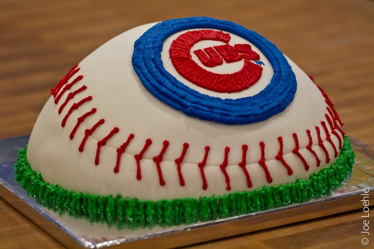 an eventual birthday cake?