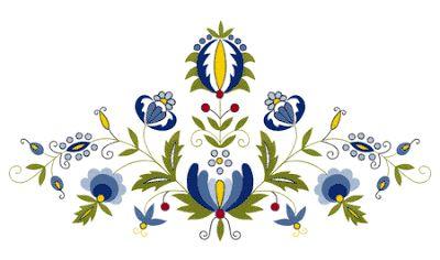 Kaszubski Stroj Ludowy Dla Amelki Polish Folk Art Folk Embroidery Polish Embroidery